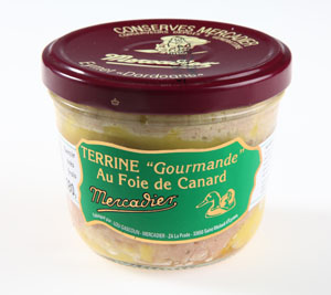 Terrine gourmande